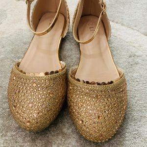 Girls Fancy Dressy Shoes